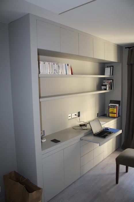 bureau irokoagencement. Black Bedroom Furniture Sets. Home Design Ideas